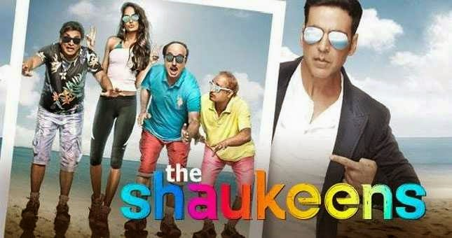 The Shaukeens : Movie Review by Ajay Shastri (3 Star)