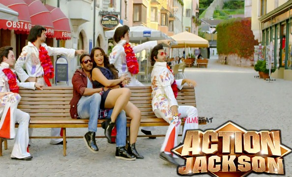 Action Jackson : Hindi movie Review by Ajay Shastri
