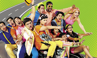 Crazy Cokkad Family : Movie Review by Ajay Shastri