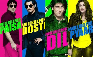 Kill Dil : Movie Review by Ajay Shastri