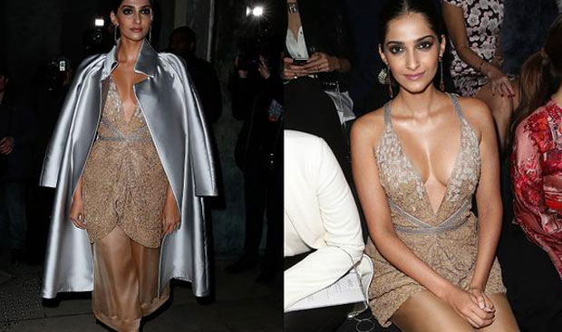 Sonam Kapoor invited as special guest at Armani's Paris Fashion Show 2015