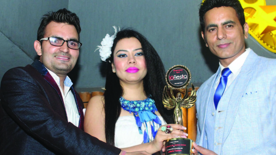 La'fiesta, recently celebrated their SUCCESS BASH on 16th April at Cinema Club & Lounge owned by Nitin Chawla.