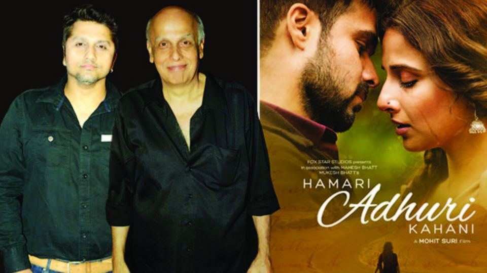 Hamari Adhuri Kahani : Movie Review by Ajay Shastri