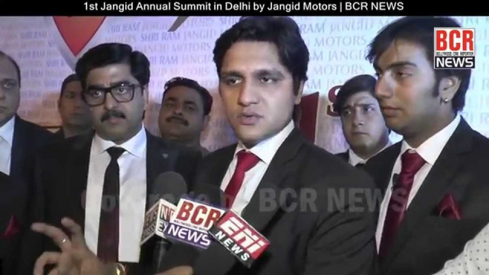 1st Jangid Annual Summit in Delhi by Jangid Motors | BCR NEWS