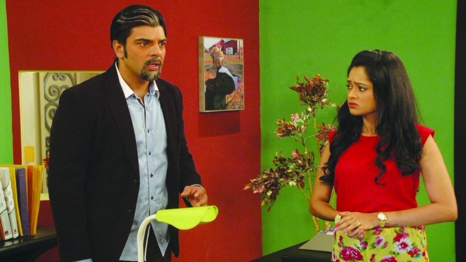Television News: Balma and Manisha to elope in Sahib Biwi Aur Boss