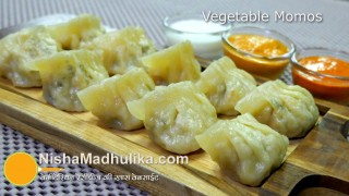 Veg Momos recipe – Steamed Momos – Vegetable Dim Sum – Chinese veg momos