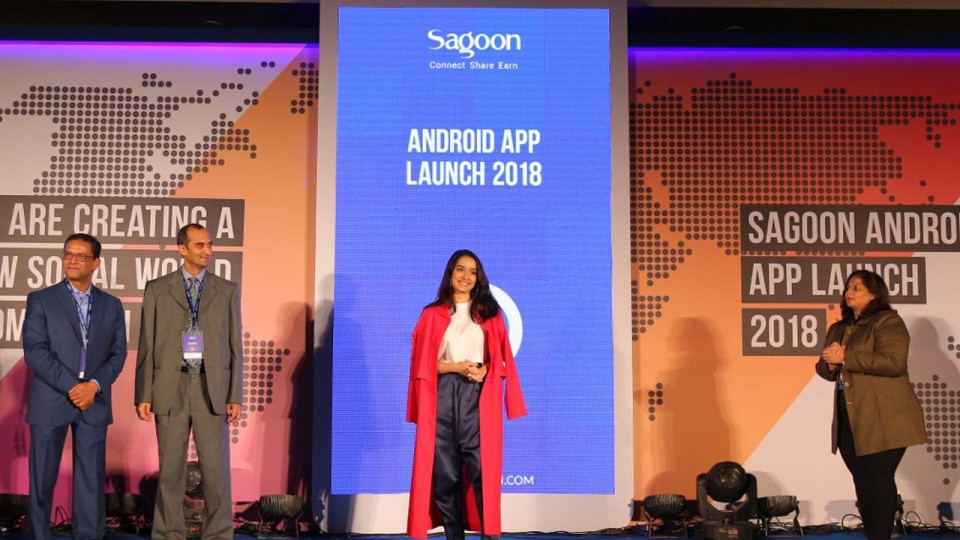 Sagoon introduces Social Commerce App Enabling Users to Connect, Share, and Earn