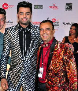manish paul & yogesh lakhani