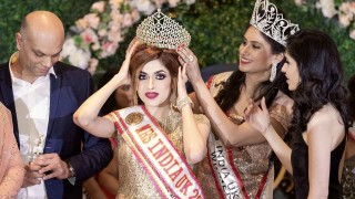 Urvashi Salaria Chawla wins Mrs India UK 2018 pageant