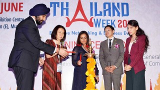 Actress Divya Dutta, inaugurated the Thailand Week 2018
