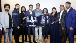 "Mukesh Rishi and Raja Hasan at the Trailer Launch of Chahat Ya Nasha ""The Dark Addiction"""