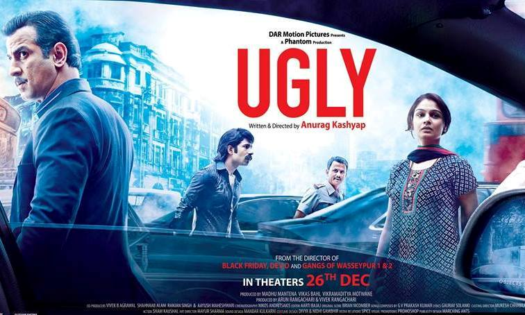Ugly : Hindi Movie Review by Ajay Shastri