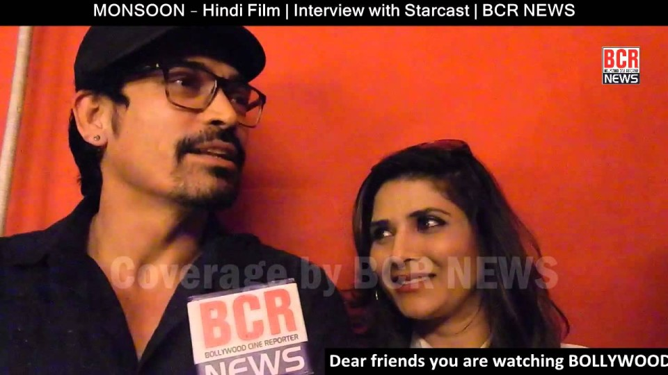 Monsoon : Hindi Film | Starcast Interview | BCR NEWS