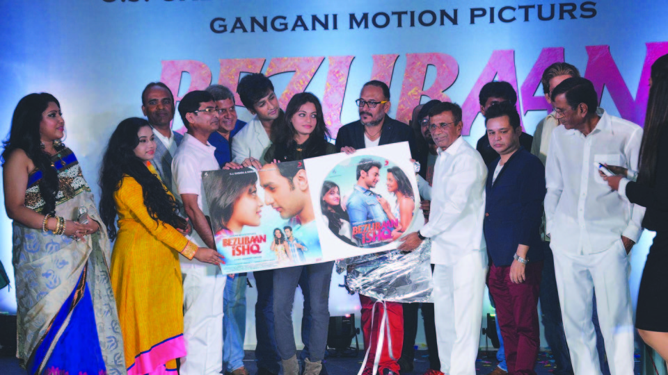 Music & promo launch of 'BEZUBAAN ISHQ' at the hands of Abbas-Mustan