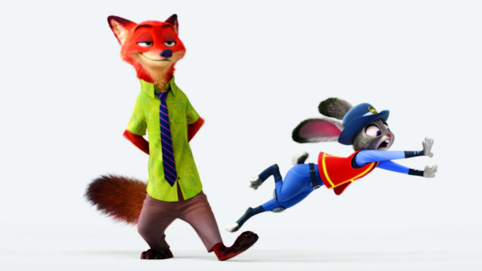 The first look of Disney's Zootopia is here!