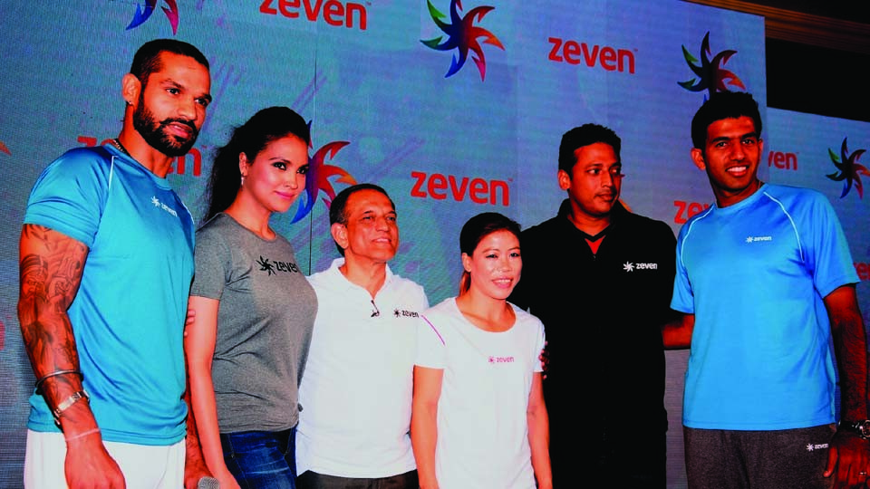 Zeven set to revolutionize sport in India by enabling every Indian to go out and play