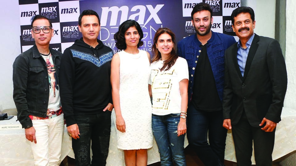 International fashion brand launched the second edition of MAX Design Awards this year