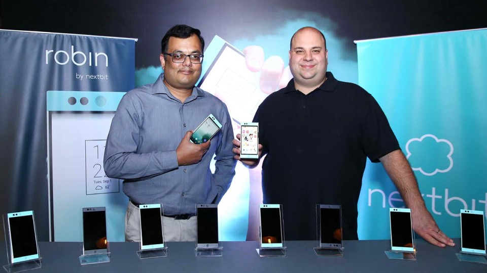 SF-based Nextbit launches Robin in India at Rs. 19,999