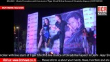BAAGHI : Movie Promotion with live stunt of Tiger Shroff & live Dance of Shraddha Kapoor | BCR NEWS