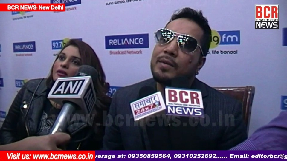 Bollywood News | 92.7 Big FM Press Conference with Singer Mika Singh | BCR NEWS