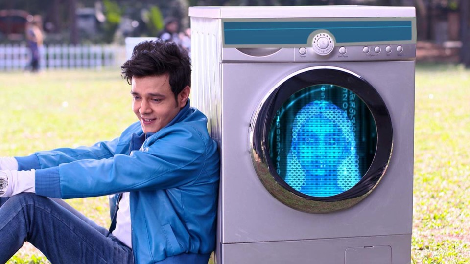 Television News: See Y.A.R.O fall in love with a talking washing machine!