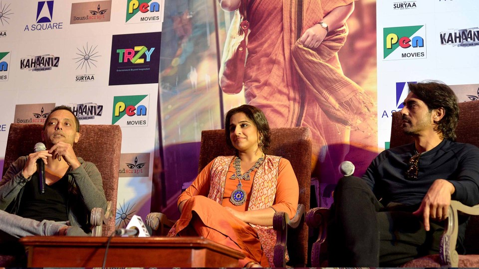 Bollywood News: 'KAHAANI 2' PROMOTION IN DELHI !