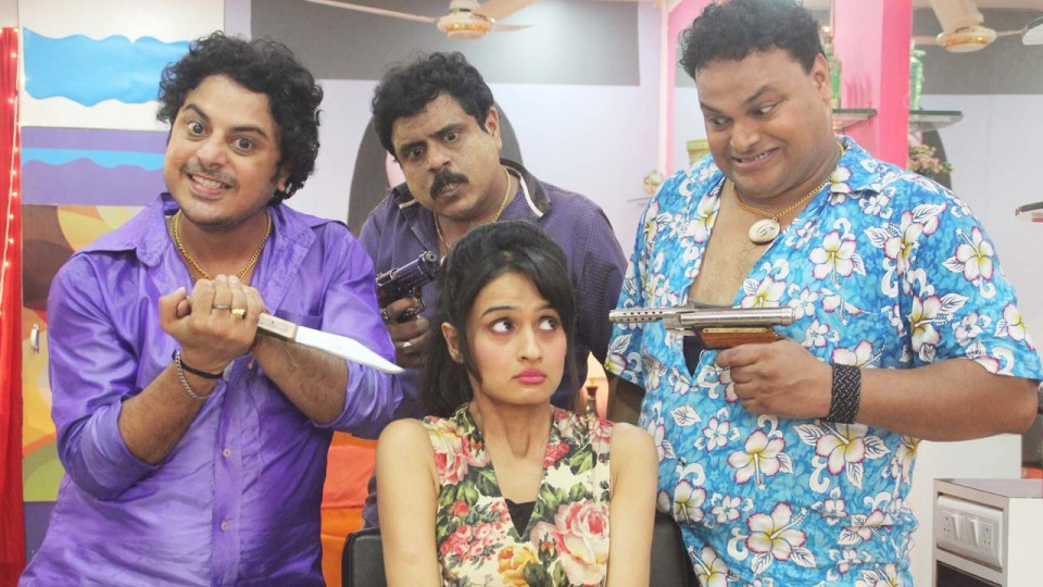 Television News: Catch this girl squad fight goons only on Sony SAB Trideviyaan