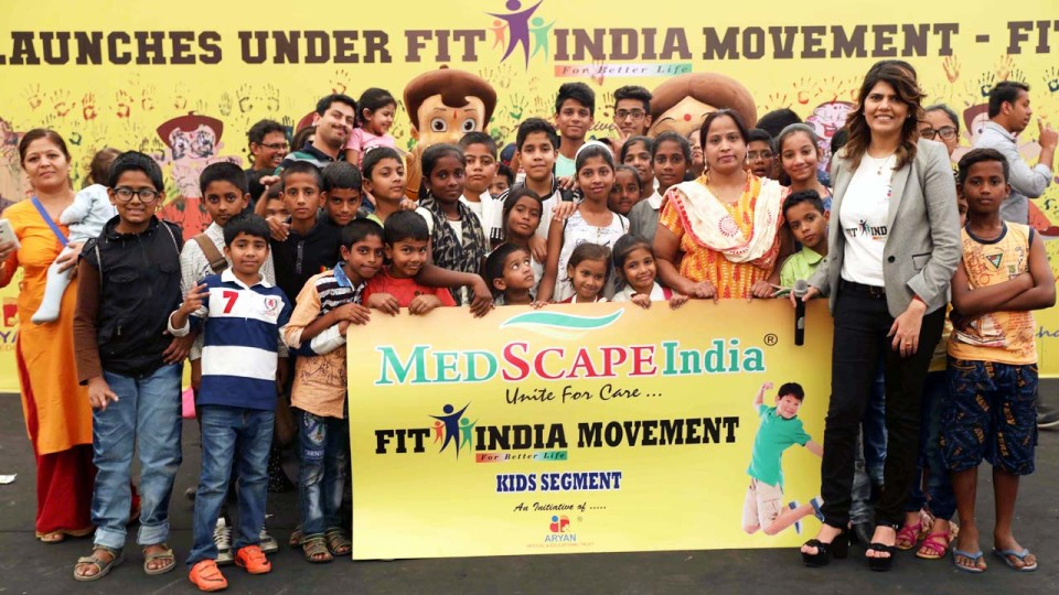 Bollywood News: Chota Bheem & The Little Doctors team in the town