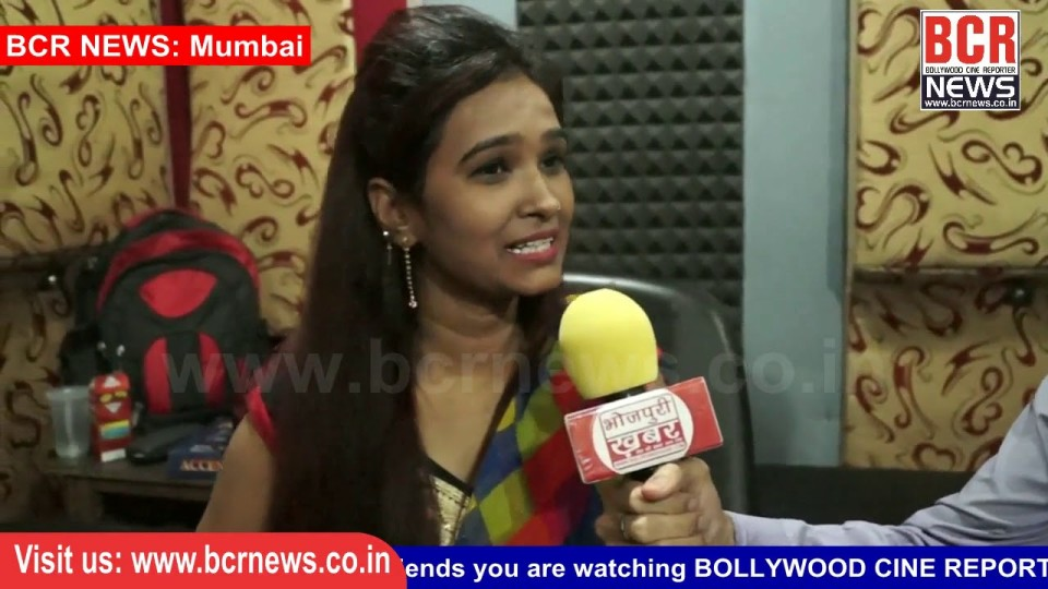 Bhojpuri Singer Bhavna Singh Interview on BCR NEWS