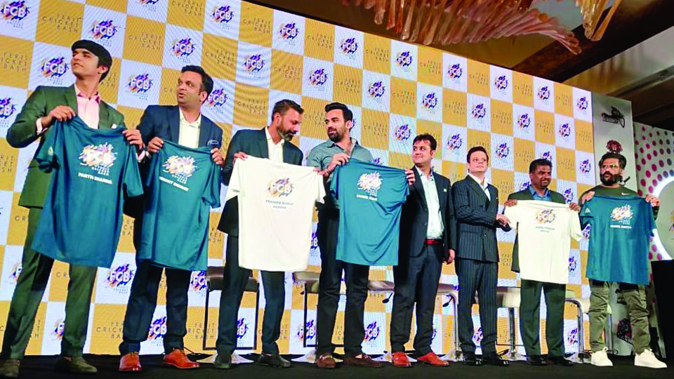 Suniel Shetty and Zaheer Khan Join Hands to Launch Ferit Cricket Bash (FCB)